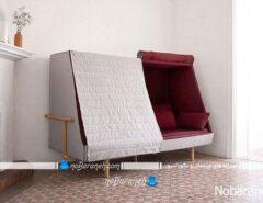 کاناپه کوچک برای خواب راحت