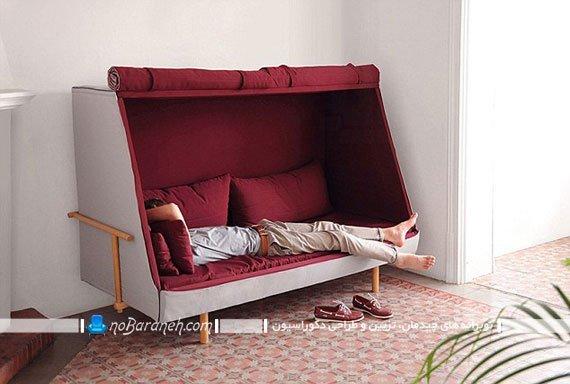 کاناپه تختخوابشو
