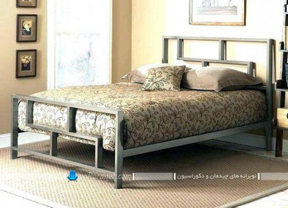 تخت خواب فرفوژه مدرن