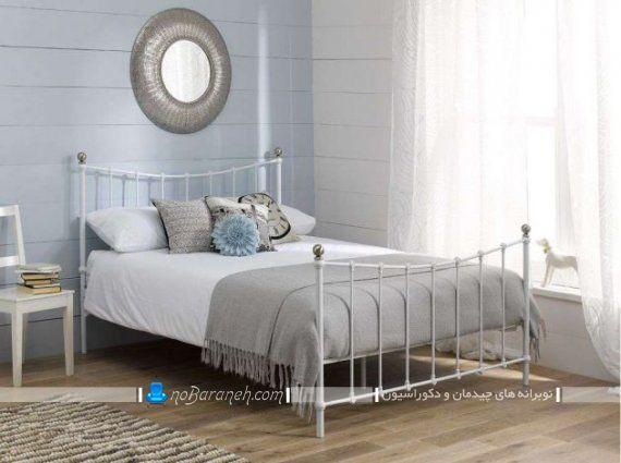 تخت خواب فرفوژه ساده