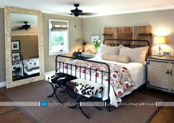 سرویس خواب فرفوژه اتاق عروس