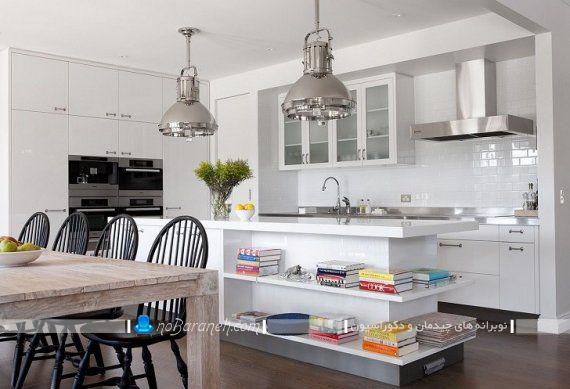 شلف و باکس آشپزخانه