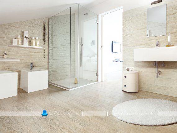 کفپوش و دیوارپوش ترمووود برای حمام و دستشویی