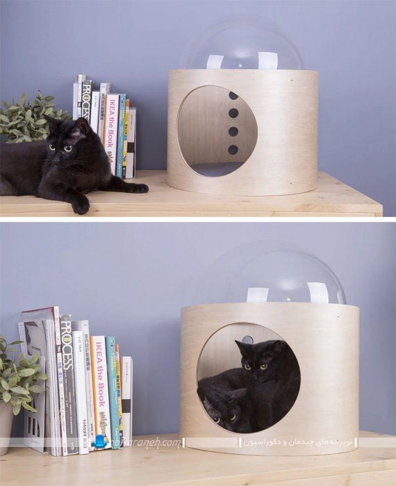 مدل جدید خانه گربه خانگی