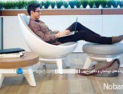 مبل و صندلی راحتی شیک و مدرن (5)