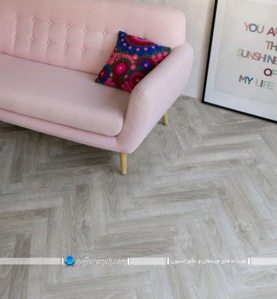 مدل های جدید پارکت چوبی برای اتاق پذیرایی و نشیمن با رنگ بندی شیک و زیبا 2020 2019
