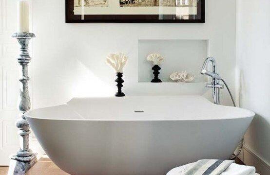 دوبلکس کردن سرویس بهداشتی و ایجاد ختلاف سطح در حمام