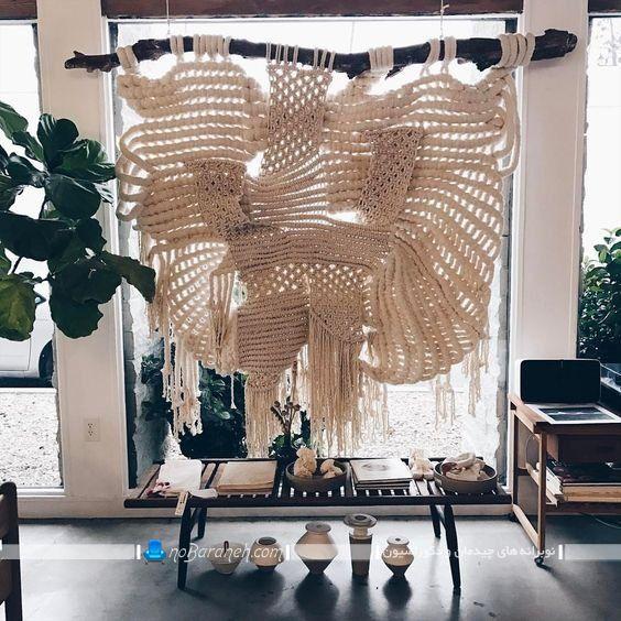 تزیینات دست باف برای دکوراسیون منزل