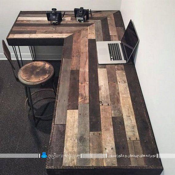 میز تحریر چوبی و ارزان قیمت