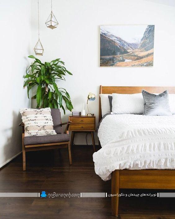 طراحی دکوراسیون مدرن و کلاسیک اتاق خواب ، چیدمان کلاسیک اتاق عروس و مدل سرویس خواب زیبا
