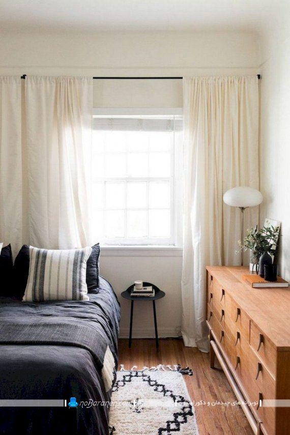 اتاق خواب مجردی کلاسیک و شیک