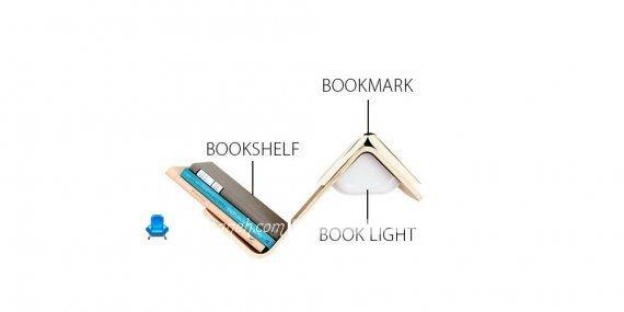 مدل کتابخانه خانگی دیواری