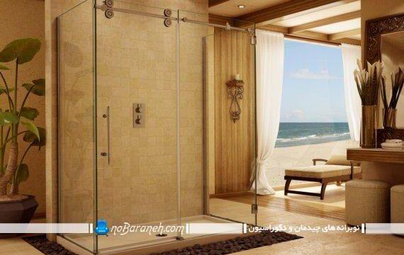 پارتیشن و دیوار شیشه ای حمام