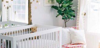 تخت خواب نوزاد ایکیا کلاسیک و مدرن
