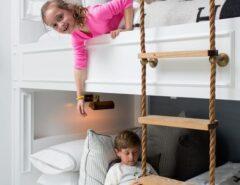 تخت خواب کودک دو طبقه