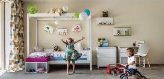 تخت مبلمان اتاق کودک نوجوان (1)