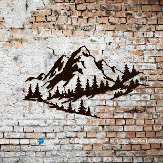 تابلوهای فلزی و فانتزی برای تزیین دیوار ، جدیدترین مدل تابلو دیواری و دکوراتیو برای تزیین دیوارها