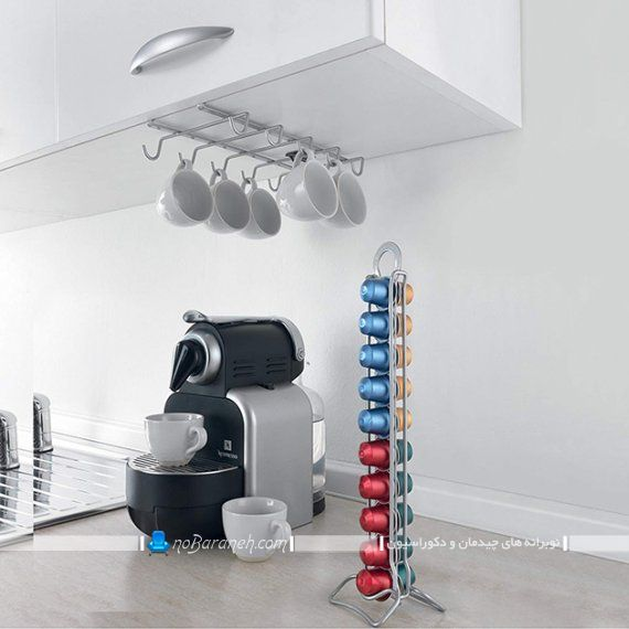 مدل کابینت آشپزخانه کوچک. ایده های خلاقانه برای صرفه جویی در فضای آشپزخانه های کوچک و نقلی که با کمبود فضا مواجه هستند.