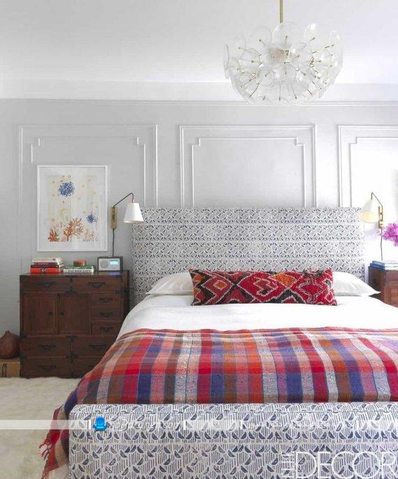 عکس تزیین و چیدمان اتاق خواب عروس با طراحی شیک و ارزان قیمت ، تزیین اتاق سنتی عروس به سبک کلاسیک