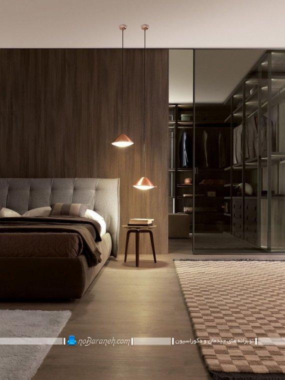 چراغ فانتزی و سقفی اتاق خواب با قیمت ارزان و طراحی شیک و مدرن و زیبا