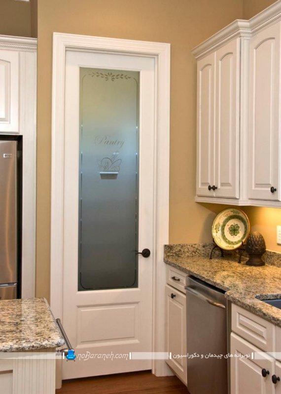 مدل های جدید درب داخلی منزل برای اتاق خواب و پذیرایی و آشپزخانه در مدل های کلاسیک و مدرن.