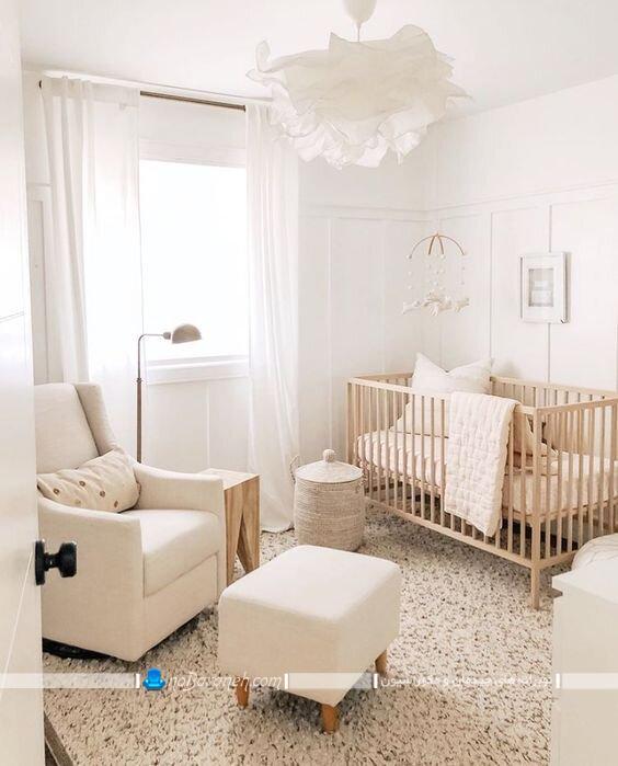 لوستر فانتزی اتاق بچه نوزاد. مدل های جدید لوستر اتاق کودک با طرح های شیشه ای و شیک فانتزی مدرن طرح جدید