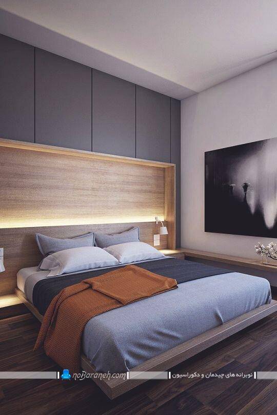 عکس مدلهای جدید کمد دیواری اتاق خواب