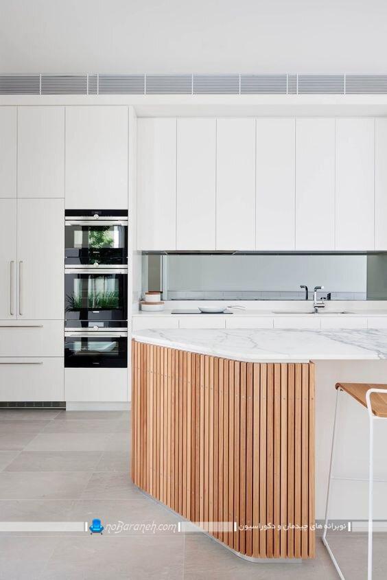 مدل میز اپن مدرن آشپزخانه. عکس مدل های جدید میز اپن آشپزخانه