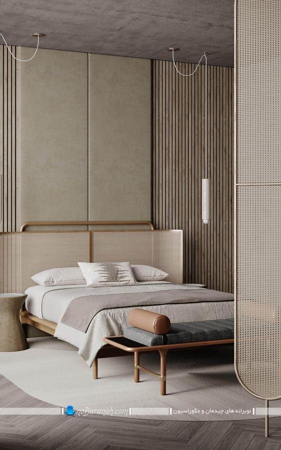 تزیین دیوار اتاق خواب تزیین دیوار با وسایل ساده تزیین دیوار با وسایل ساده